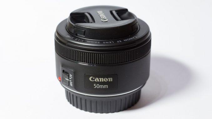 50mm-lens. SHORT LENS