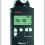 Product Review: Gossen Digipro F Exposure Meter For Flash & Ambient Light with Swivel Head