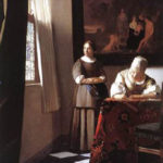 """The Photo Educator: """"Stealing Vermeer"""":  Lighting Project for Advanced Photo Students."""