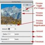 Sharpen Your Images Properly in Photoshop: Use Unsharp Mask