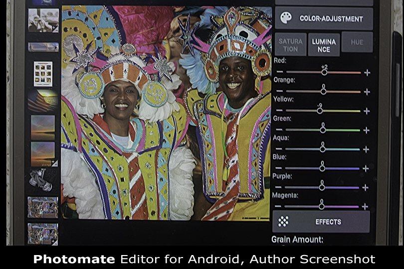 Photomate Screenshot