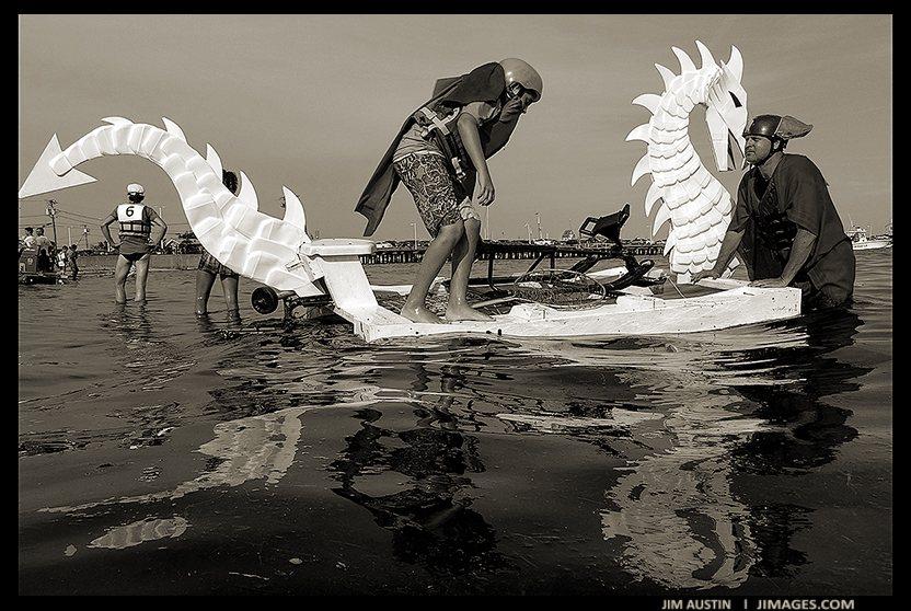 Junk Boat Race Jim Austin Jimages Shoot Passion