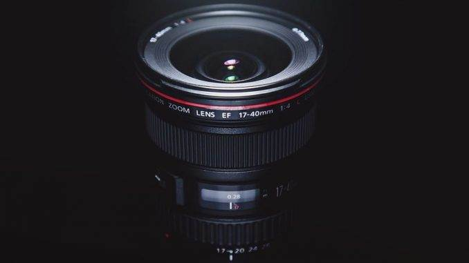 dslr lens explained