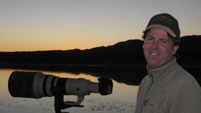 Portrait of Jeff Parker.
