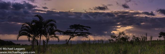 Photo of Hawaii landscape by Michael Leggero