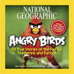 Cover of the book ANGRY BIRDS: 50 True Stories of the Fed Up, Feathered, and Furious,