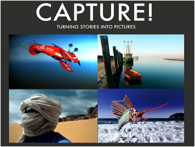 Capture Editing Tips for Photo and Video Presentations