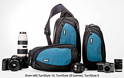 669127458d Product Review  Think Tank Photo TurnStyle™ Sling Camera Bags .