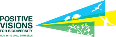 Photo of Positive Visions for Biodiversity logo