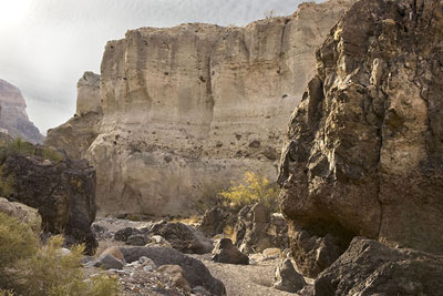 Photo of Tuff Canyon, Big Bend National Park, Texas by Gary Nored