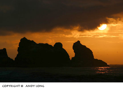 Bandon Beach – A can't miss spot for a wonderful sunset.