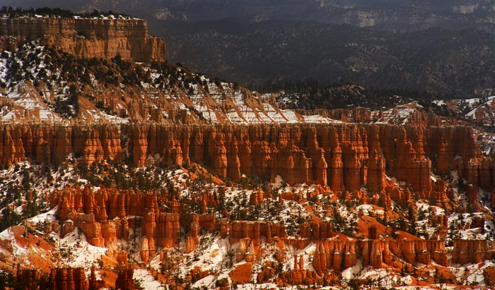 Photo of Bryce Canyon National Park in Utah by Noella Ballenger