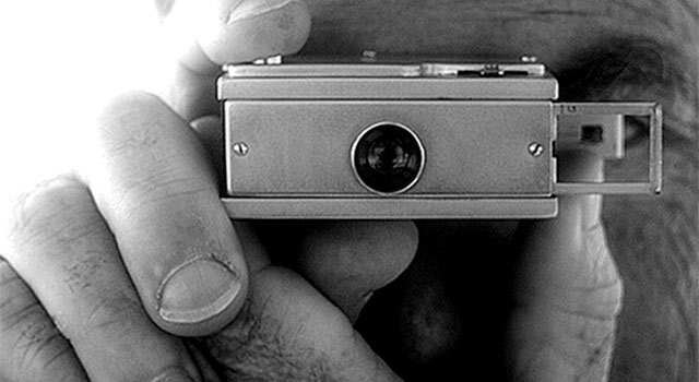 Freezing Time with a Minolta Subminiature Camera by Jim Austin.