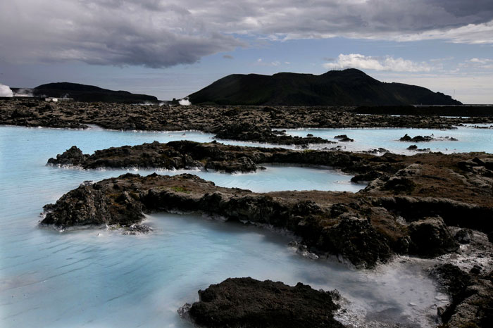 Top 10 Iceland Photography Locations. Photo of Blue Lagoon in Iceland by Andy Long.