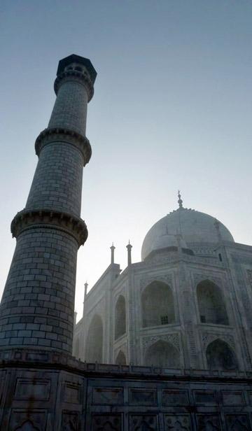Photo of the Taj Mahal by Rick Clark