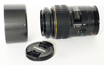 Photo of Tamron Macro Lens by Edwin Brosens