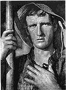 oe5BasqueOarsmanII1931small Time Traveler: José Ortiz Echagüe, A Spanish visionary who focused on the past
