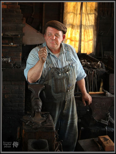Photo of Craig Hill Village Blacksmith, Mystic, Connecticut