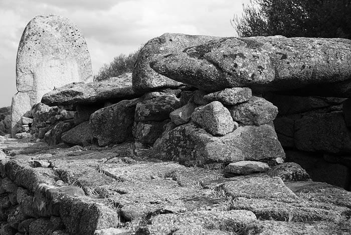 Photo of Tomb of Giants Coddu Vecchju, Arzachena, Olbia-Tempiu by John Tollefsen