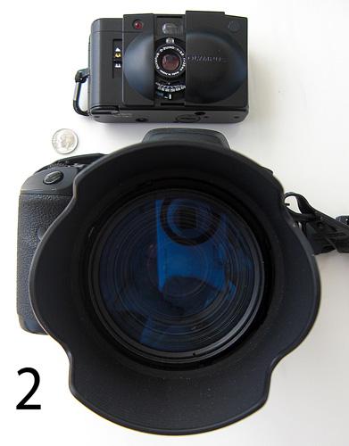 FILM_2-size-comparison-pointshoot-dslr Film Photography is Alive