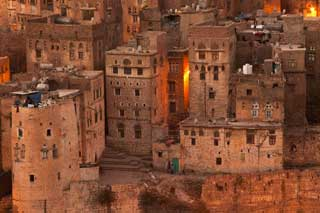 Ibb - A town in Central Yemen