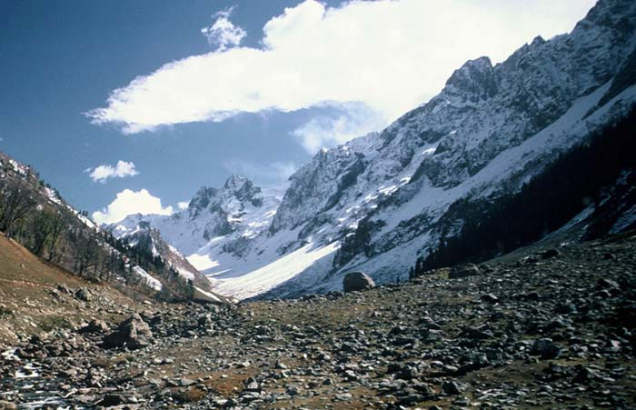 Photo of Northern Himalayan mountains in India by Ron Veto