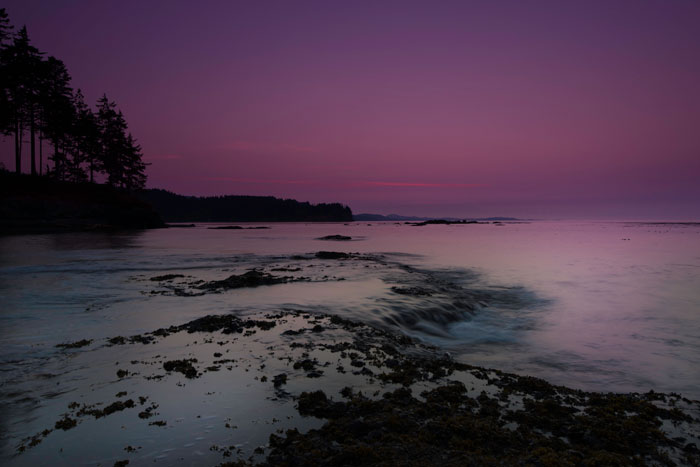 Beach photo at Salt Creek Recreation Area, Olympic Peninsula, Washington by Michael Leggero