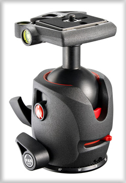 Photo of Manfrotto 055 MAG Ball Head-Q2 by Manfrotto