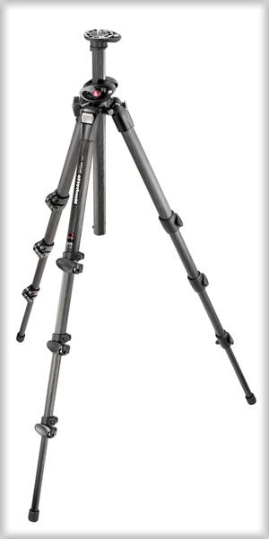 Photo of Manfrotto 4 Section, 055 Carbon Fiber Tripod-Q90 by Manfrotto