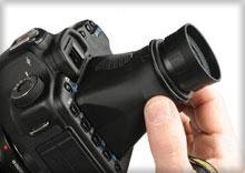 Hoodman Loupe - photography equipment