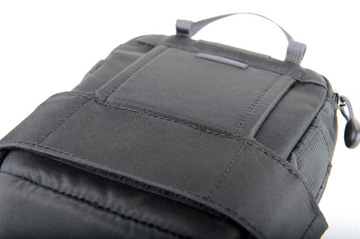 Photo of back of modular pouch by Think Tank Photo