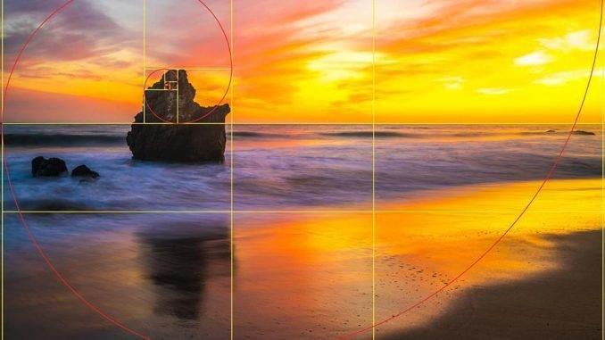 the golden ratio - The Golden Yin-Yang Swirl, Malibu