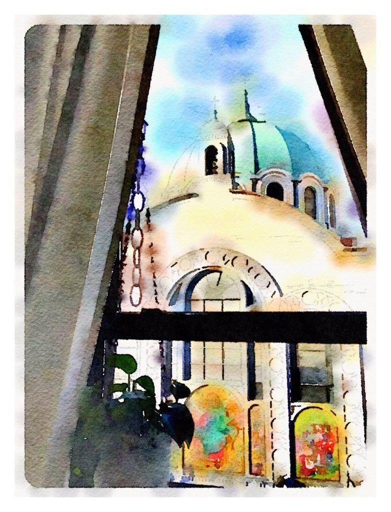 Photo To Watercolor App