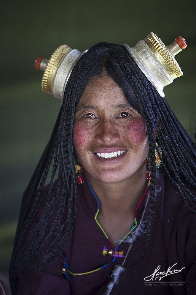 Khampa Woman
