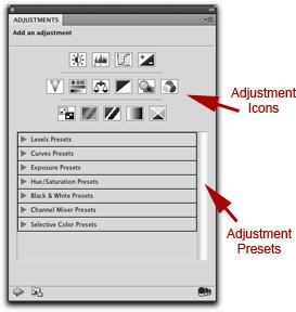 Photoshop: The Adjustment & Masks Panels   Apogee Photo Magazine