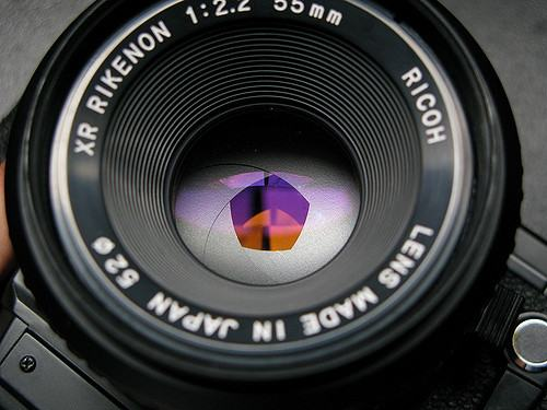 understand your camera. aperture-control