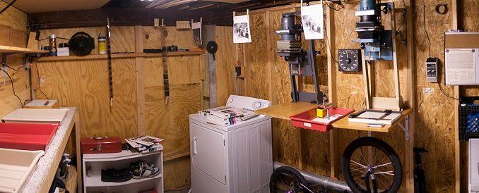 build a darkroom