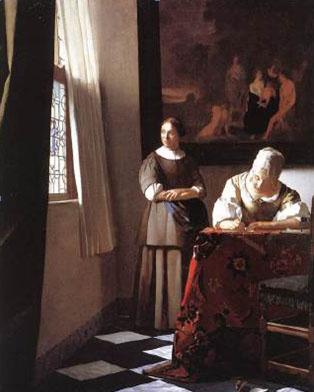 vermeer lighting u201c & Stealing Vermeer - Lighting Project for Advanced Photo Students ...