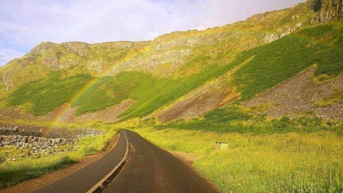 end of rainbow giants causeway