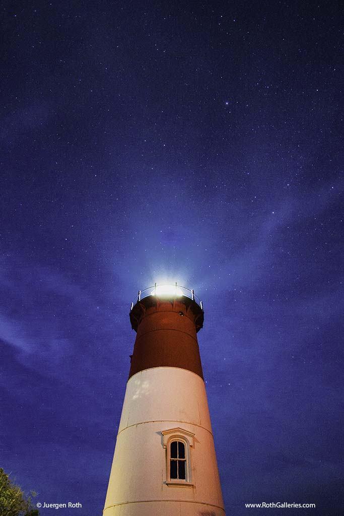 Nauset-Light-Star-Photography-Juergen-Roth