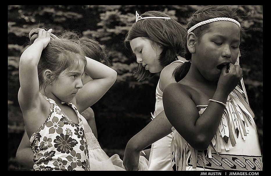 Portrait Girls Chapel Island Bras Dor Jim Austin Jimages Shoot Passion