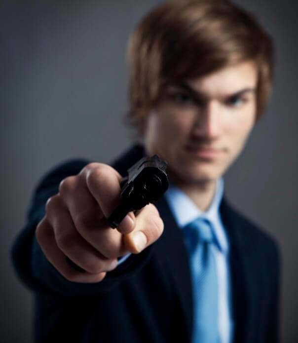gun-being-pointed-at-you