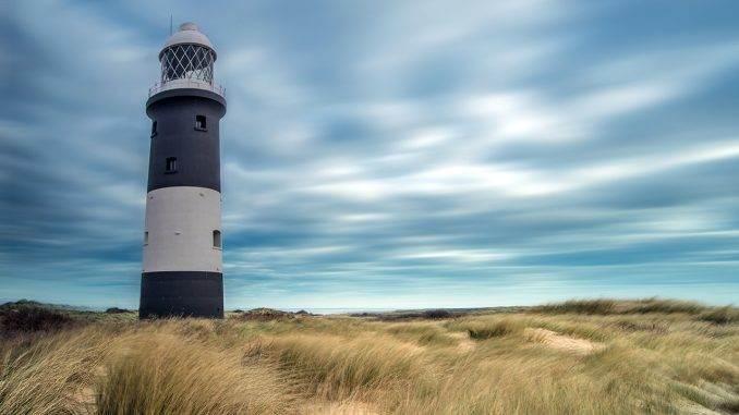 spurn lighthouse, England