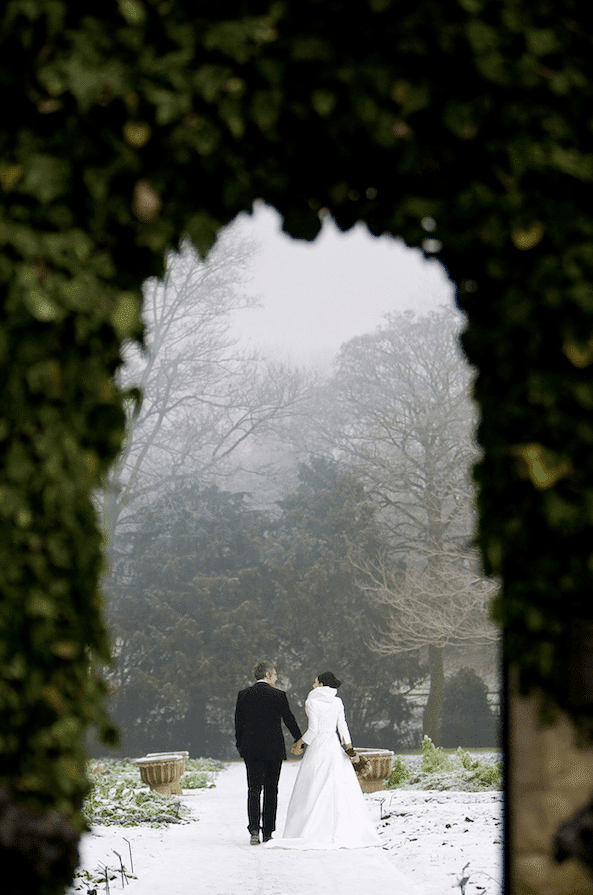 5 Top Tips For Successful Winter Wedding Photography