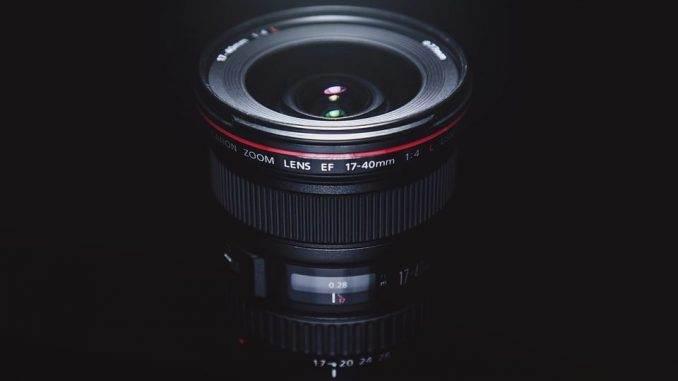 dslr lens explained