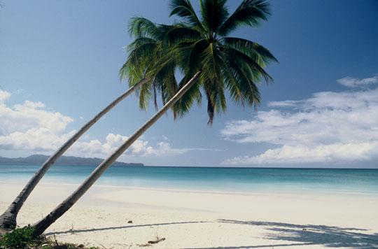 Photo of Boracay Beach, Southern Philippine Islands by Ron Veto