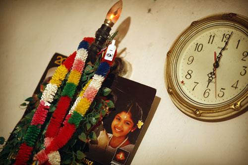 Photo of good luck message in home in Sri Lanka by Marielle van Uitert