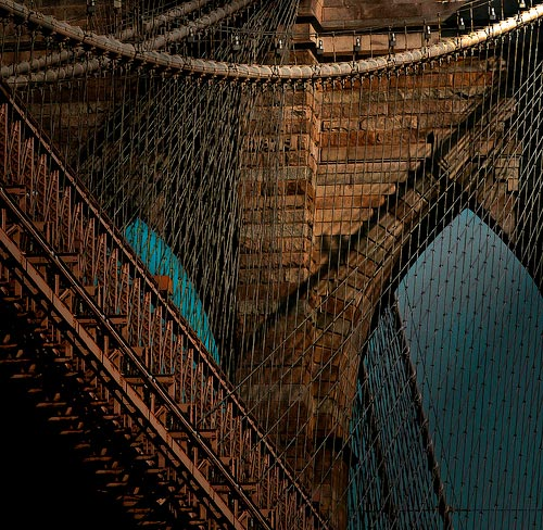 Photo of Brooklyn Bridge, New York City by Jim Austin