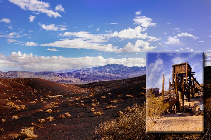 Death Valley photography by Michael Leggero.