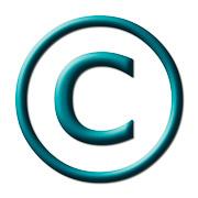 Copyright symbol.
